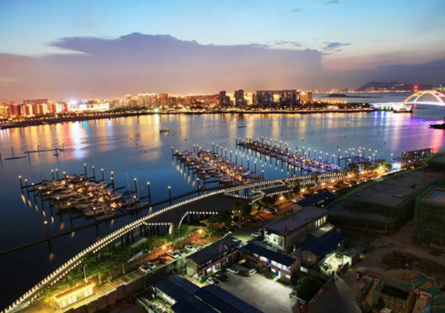 """Shenzhen Lighting Association Award"" 